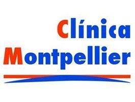 logotipo clinica montpellier