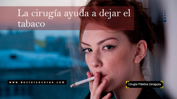 Tabaco Cirugía Plástica