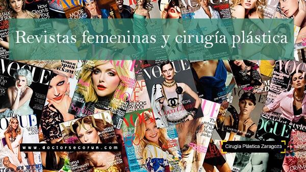 revistas femeninas y cirugia plastica